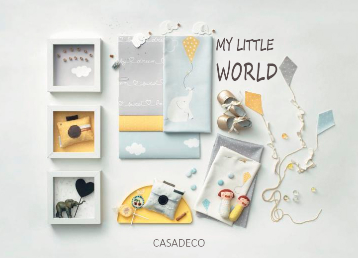 Рулонные обои MY LITTLE WORLD COLLECTIONS