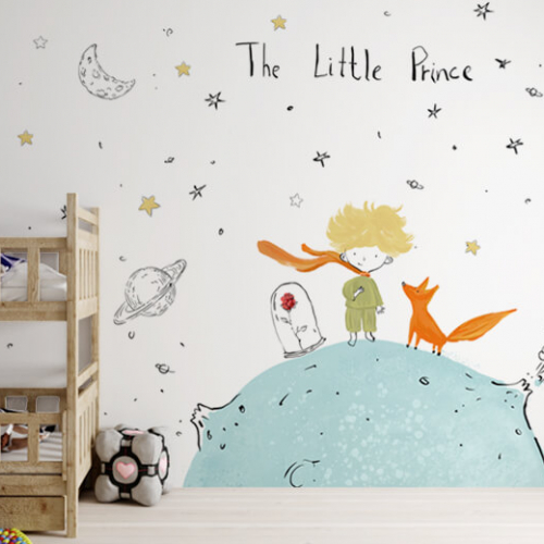 Фотообои The little prince