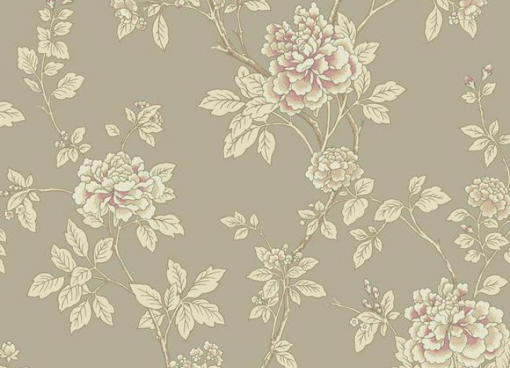 Рулонные обои YORK WALLCOVERINGS  WILLIAMSBURG WL8616