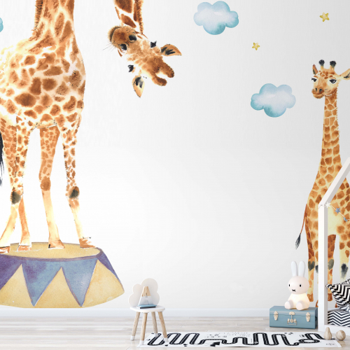 Wallpaper Giraffe